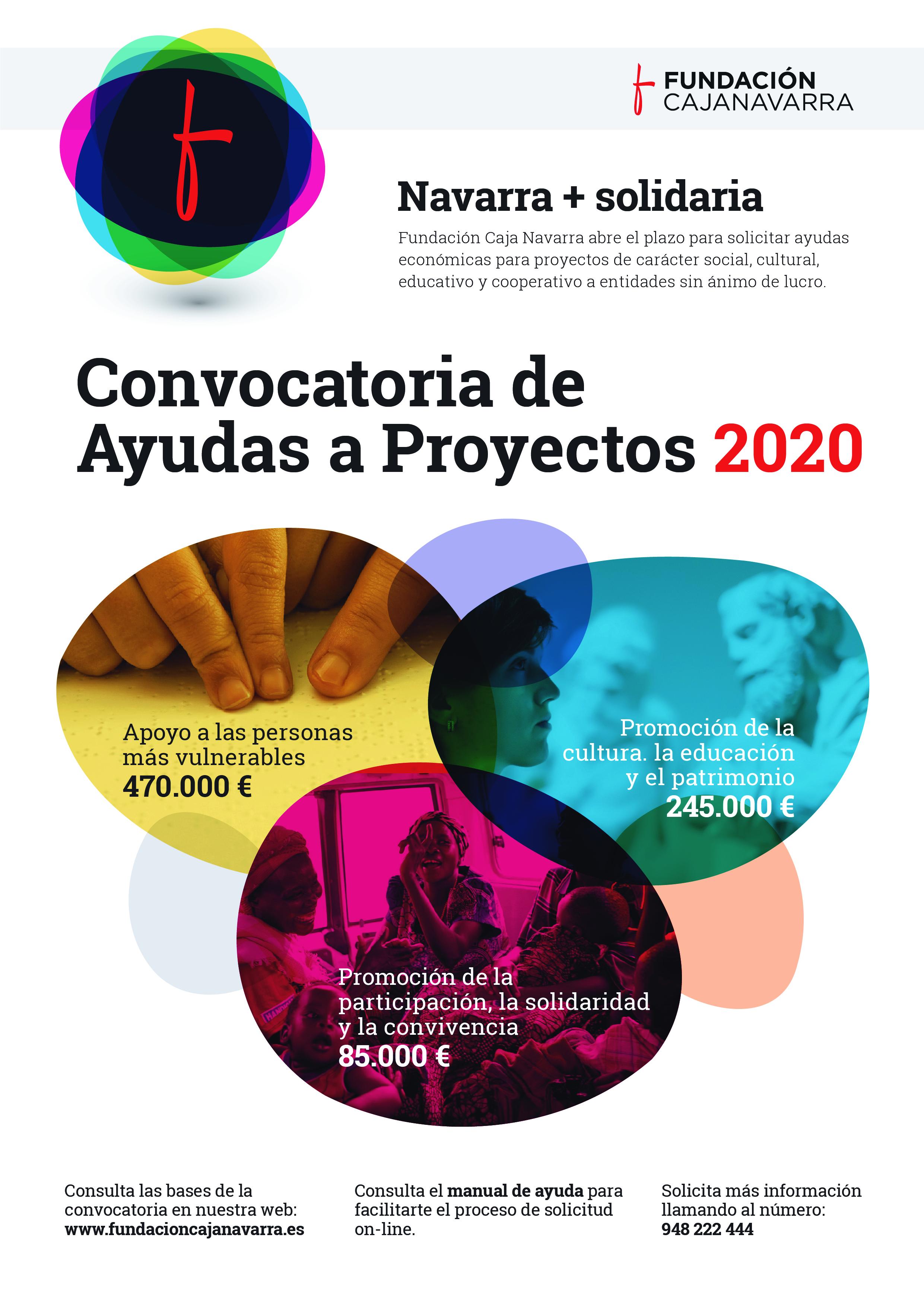 Convocatorias de Ayudas 2020